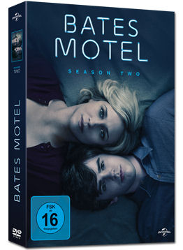 Bates Motel: Staffel 2 Box (3 DVDs)
