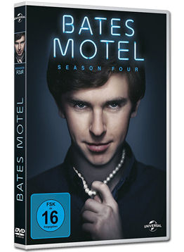 Bates Motel: Staffel 4 Box (3 DVDs)
