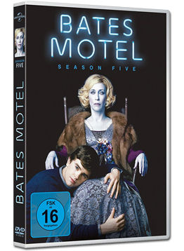 Bates Motel: Staffel 5 Box (3 DVDs)