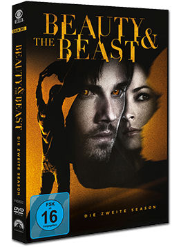 Beauty and the Beast: Staffel 2 Box (6 DVDs)
