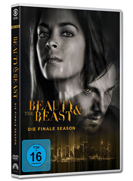 Beauty and the Beast: Staffel 4 Box (4 DVDs)