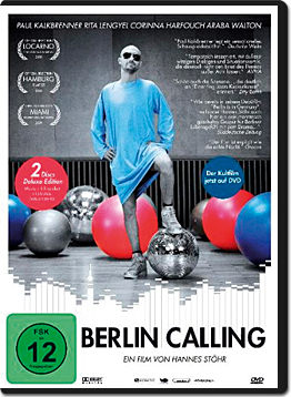 Berlin Calling - Deluxe Edition (2 DVDs)