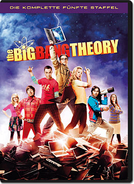 The Big Bang Theory: Staffel 05 (3 DVDs)