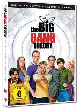 The Big Bang Theory: Staffel 9 Box (3 DVDs)