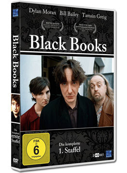 Black Books: Staffel 1 Box (2 DVDs)