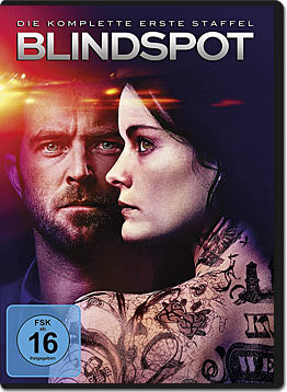 Blindspot: Staffel 1 Box (5 DVDs)