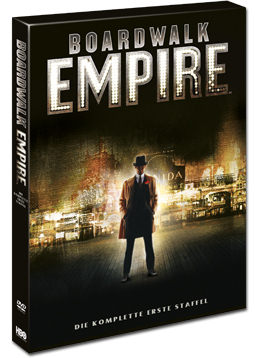 Boardwalk Empire: Staffel 1 Box (5 DVDs)