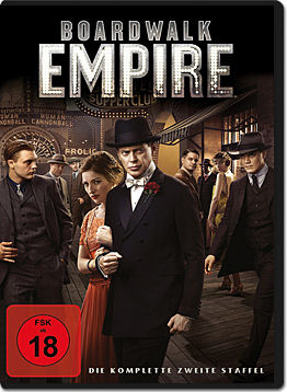 Boardwalk Empire: Staffel 2 Box (5 DVDs)