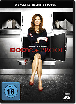 Body of Proof: Staffel 3 Box (3 DVDs)
