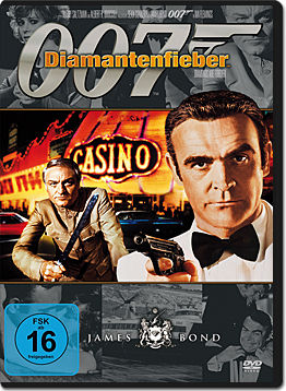 James Bond 007: Diamantenfieber