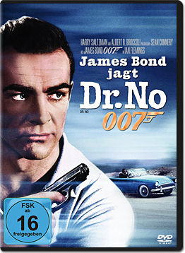 James Bond 007: Jagt Dr. No