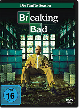 Breaking Bad: Season 5 Box (4 DVDs)