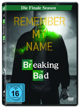 Breaking Bad: Die Finale Season (3 DVDs)
