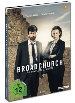 Broadchurch: Staffel 2 (3 DVDs)