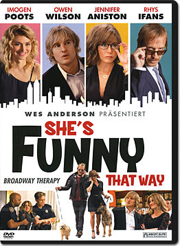 She's Funny That Way - Broadway Therapy