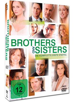 Brothers and Sisters: Staffel 1 Box (6 DVDs)