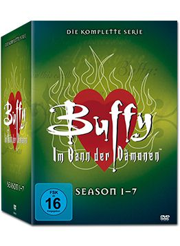 Buffy - Die komplette Serie (39 DVDs)
