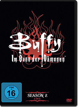 Buffy: Komplette Season 2 (6 DVDs)