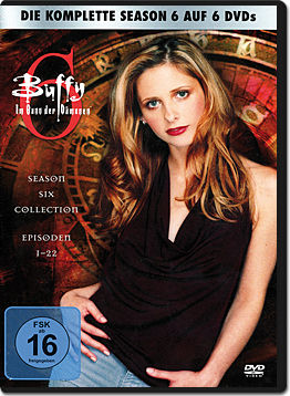 Buffy: Komplette Season 6 (6 DVDs)