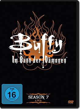 Buffy: Komplette Season 7 (6 DVDs)