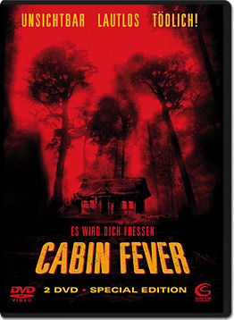 Cabin Fever - Special Edition (2 DVDs)