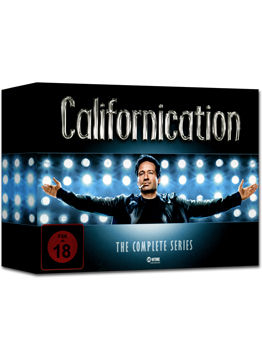 Californication - The Complete Series (16 DVDs)