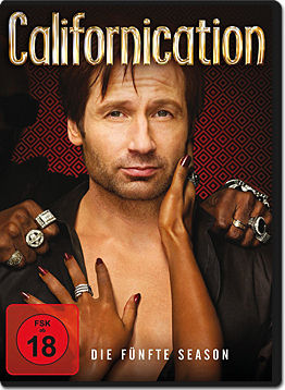Californication: Season 5 Box (3 DVDs)