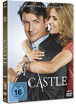 Castle: Staffel 5 (6 DVDs)