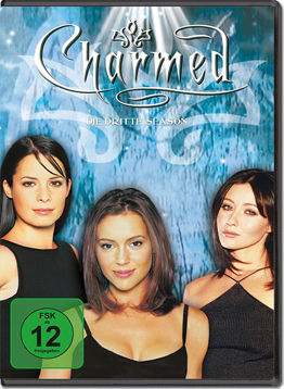 Charmed: Season 3 Box (6 DVDs)
