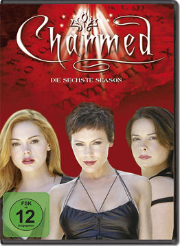 Charmed: Season 6 Box (6 DVDs)