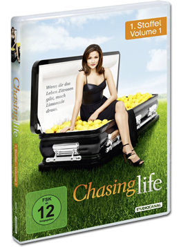 Chasing Life: Staffel 1 Vol. 1 (3 DVDs)