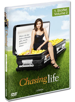 Chasing Life: Staffel 1 Vol. 2 (3 DVDs)