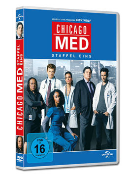 Chicago Med: Staffel 1 Box (5 DVDs)
