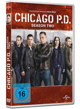Chicago P.D.: Staffel 2 Box (6 DVDs)