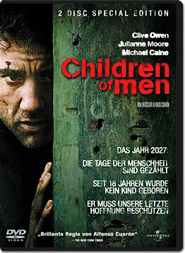 Children of Men - Special Edition (2 DVDs)