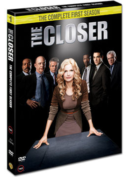 The Closer: Staffel 1 Box (4 DVDs)