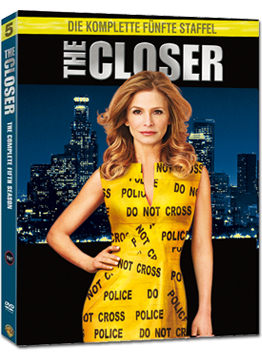 The Closer: Staffel 5 Box (4 DVDs)