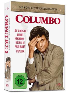 Columbo: Season 01 Box (6 DVDs)