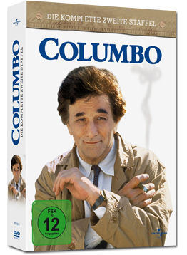 Columbo: Season 02 Box (4 DVDs)
