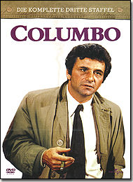 Columbo: Season 03 Box (4 DVDs)