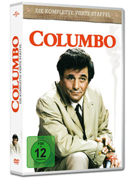 Columbo: Season 04 Box (3 DVDs)