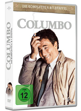 Columbo: Season 06 & 07 Box (3 DVDs)