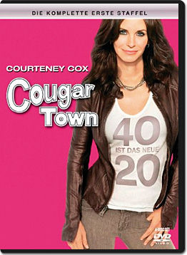 Cougar Town: Staffel 1 Box (4 DVDs)