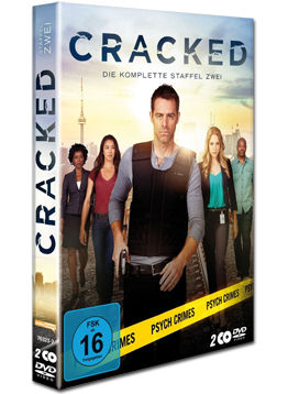 Cracked: Staffel 2 Box (2 DVDs)