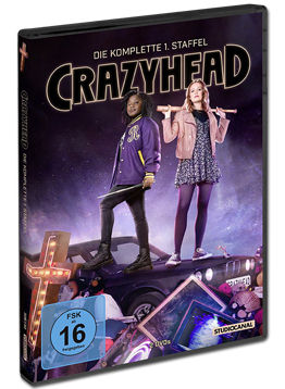 Crazyhead: Staffel 1 Box (2 DVDs)