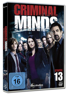 Criminal Minds: Staffel 13 (5 DVDs)