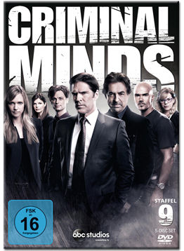 Criminal Minds: Staffel 09 Box (5 DVDs)