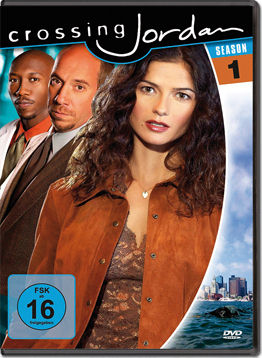 Crossing Jordan: Season 1 Box (6 DVDs)