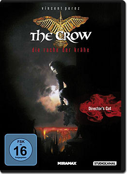 The Crow 2: Die Rache der Krähe - Director's Cut