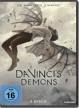 Da Vinci's Demons: Staffel 2 Box (4 DVDs)